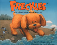 Freckles and the Great Beach Rescue